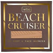 Parfums et Produits cosmétiques Poudre bronzante pour visage et corps - Wibo Beach Cruiser Body&Face Bronzer
