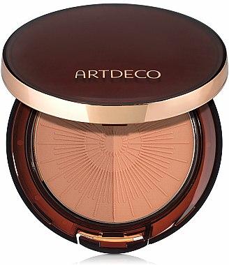 Poudre bronzante compacte pour visage - Artdeco Bronzing Powder Compact Long-Lasting