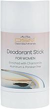 Parfums et Produits cosmétiques Déodorant stick à l'extrait de camomille - Mon Platin DSM Deodorant Stick