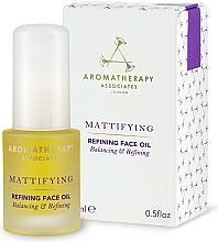 Parfums et Produits cosmétiques Huile à l'huile de lavande pour visage - Aromatherapy Associates Mattifying Refining Face Oil