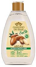 Parfums et Produits cosmétiques Eau micellaire à l'huile d'argan - Giardino Dei Sensi Eco Bio Argan Micellar Water