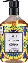 Parfums et Produits cosmétiques Savon liquide de Marseille Cédrat et grenadille - Baija So Loucura Marseille Liquid Soap