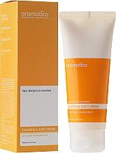 Parfums et Produits cosmétiques Crème de Calendula pour peaux normales et mixtes - Aromatica Calendula Juicy Cream