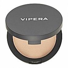 Parfums et Produits cosmétiques Poudre éclairante pressée avec miroir - Vipera Face Powder