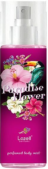 Lazell Paradise Flower - Brume parfumée pour corps