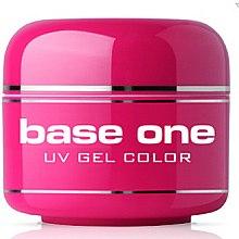 Parfums et Produits cosmétiques Gel UV monophasique sans acide pour ongles - Silcare Base One Color Pastel