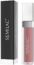 Parfums et Produits cosmétiques Rouge à lèvres liquide mat - Semilac Liquid Matte Lipstick