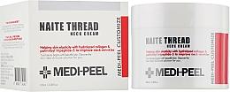 Parfums et Produits cosmétiques Crème au collagène hydrolysé pour cou - Medi Peel Naite Thread Neck Cream