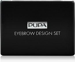 Parfums et Produits cosmétiques Kit sourcils professionnel - Pupa Design Eyebrow