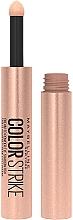 Parfums et Produits cosmétiques Fard à paupières liquide - Maybelline New Yok Color Strike Eye Shadow Pen