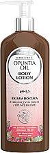 Parfums et Produits cosmétiques Lotion à l'huile de figuier de Barbarie pour corps - GlySkinCare Opuntia Oil Body Lotion