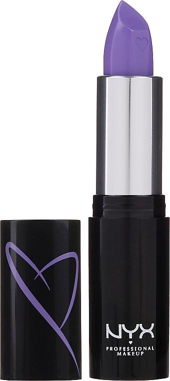 Rouge à lèvres mat - NYX Shout Loud Satin Lipstick