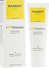 Parfums et Produits cosmétiques Crème vitaminée pour visage - Marbert I love Vitamins Vitamin Care