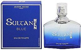 Parfums et Produits cosmétiques Jeanne Arthes Sultan Blue for Men - Eau de Toilette