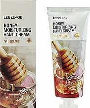 Parfums et Produits cosmétiques Crème au miel pour mains - Lebelage Honey Moisturizing Hand Cream