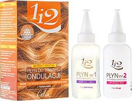Parfums et Produits cosmétiques Set de permanente au miel et kératine pour cheveux normaux à résistants - Celia