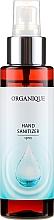 Parfums et Produits cosmétiques Spray désinfectant à l'aloe vera pour mains - Organique Hand Sanitizer Spray
