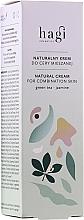 Parfums et Produits cosmétiques Crème à l'extrait de thé vert pour visage - Hagi Natural Cream