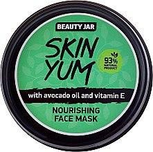 Parfums et Produits cosmétiques Masque nourrissant pour visage - Beauty Jar Skin Yum Nourishing Face Mask