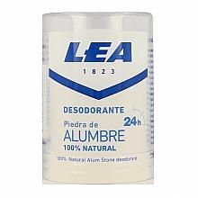 Parfums et Produits cosmétiques Déodorant en stick - Lea Alum Stone Deodorant Stick