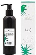 Parfums et Produits cosmétiques Lotion à l'huile de chanvre et beurre de cupuaçu pour corps - Hagi Body Lotion