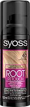 Parfums et Produits cosmétiques Spray retouche des racines - Syoss Root Retoucher Spray