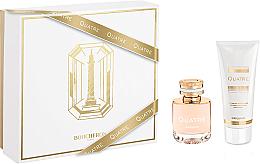 Parfums et Produits cosmétiques Boucheron Quatre Boucheron Pour Femme - Coffret cadeau (eau de parfum 50ml + lait corpprel 100ml)