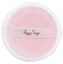 Parfums et Produits cosmétiques Houppette à poudre, rose - Peggy Sage Make-up Sponge