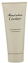 Parfums et Produits cosmétiques Cartier Roadster - Gel douche