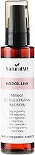 Parfums et Produits cosmétiques Masque en spray à l'huile d'argan pour cheveux - NaturalME Hair Oil Line