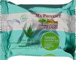 Parfums et Produits cosmétiques Savon à l'extrait d'aloe vera - Ma Provence Organic Soap