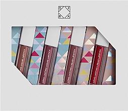 Parfums et Produits cosmétiques Set (rouges à lèvres liquides/4x2g) - Ofra By The Fire Mini Lip Set Multicolor