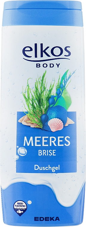 Gel douche, Brise marine - Elkos Body Sea Breeze Shower Gel