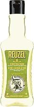 Parfums et Produits cosmétiques Shampooing corps et cheveux revitalisant, 3 en 1 - Reuzel Tea Tree Shampoo Conditioner And Body Wash