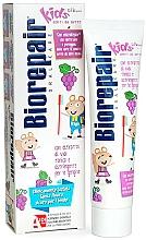 Parfums et Produits cosmétiques Dentifrice pour enfants Raisin - Biorepair Kids Milk Teeth