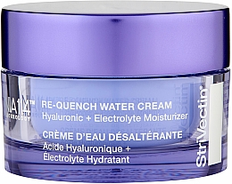 Parfums et Produits cosmétiques Crème hydratante à l'acide hyaluronique pour visage - StriVectin Advanced Hydration Re-Quench Water Cream Hyaluronic + Electrolyte Moisturizer