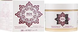 Parfums et Produits cosmétiques Gommage sucré à l'huile d'amande douce pour corps - Ren Moroccan Rose Otto Sugar Body Polish