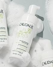 Mousse nettoyante au raisin et sauge pour le visage - Caudalie Cleansing & Toning Instant Foaming Cleanser — Photo N2