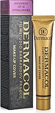 Parfums et Produits cosmétiques Fond de teint couvrant - Dermacol Make-Up Cover