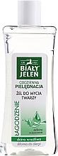 Parfums et Produits cosmétiques Gel nettoyant pour le visage, peaux sensibles - Bialy Jelen Cleansing Gel