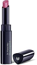 Parfums et Produits cosmétiques Rouge à lèvres hydratant - Dr.Hauschka Sheer Lipstick