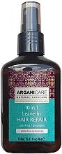 Parfums et Produits cosmétiques Sérum au beurre de karité pour cheveux - Arganicare Shea Butter 10 in 1 Leave-In Hair Repair Anti-Frizz
