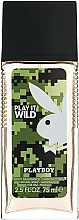 Parfums et Produits cosmétiques Playboy Play It Wild - Déodorant spray parfumé