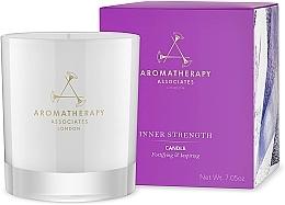 Parfums et Produits cosmétiques Bougie parfumée - Aromatherapy Associates Inner Strength Candle
