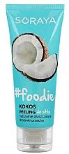 Parfums et Produits cosmétiques Exfoliant à l'huile de noix de coco pour pieds  - Soraya #Foodie Coconut Foot Peeling