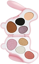 Parfums et Produits cosmétiques Palette d'ombres à paupières - I Heart Revolution Bunny Blossom Palette