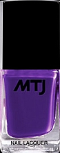 Parfums et Produits cosmétiques Vernis à ongles - MTJ Cosmetics Nail Lacquer