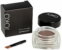 Parfums et Produits cosmétiques Pommade à sourcils avec pinceau - Joko Brow Pomade