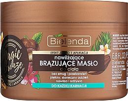 Parfums et Produits cosmétiques Beurre bronzant pour corps - Bielenda Magic Bronze Moisturizing Bronzing Body Butter