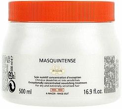 Parfums et Produits cosmétiques Masque pour cheveux très sensibilisés - Kerastase Masquintense Irisome Nutritive